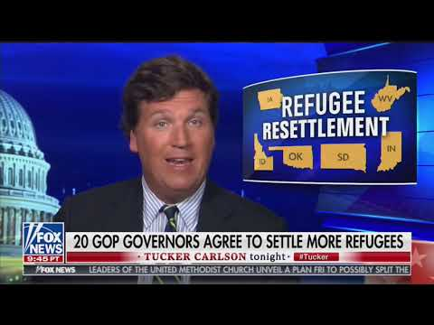 40 governors, including at least 18 Republicans, consent to resettle MORE refugees
