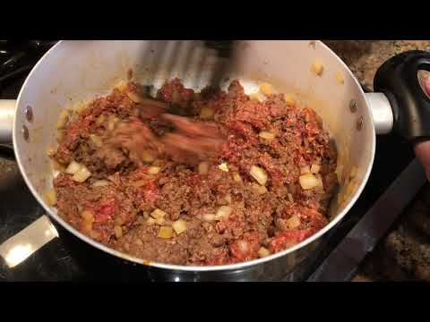 Easy One Pot Chili Recipe