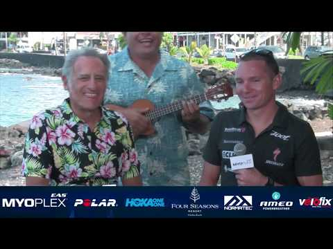 Ben Hoffman: Breakfast with Bob from Kona Pre-Race