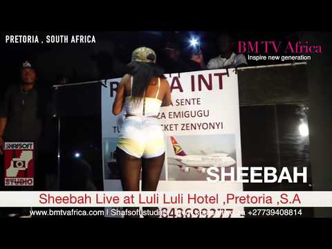 Ebinyumo: Shebah Karungi bamukabalide ku stage e South Africa | FARMER Live Performance from YouTube · Duration:  5 minutes 29 seconds