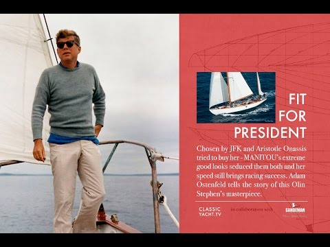 Manitou - CLASSIC YACHT TV FEATURED BOAT FOR SALE