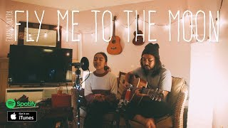 Gambar cover Fly Me To The Moon (Cover) by The Macarons Project