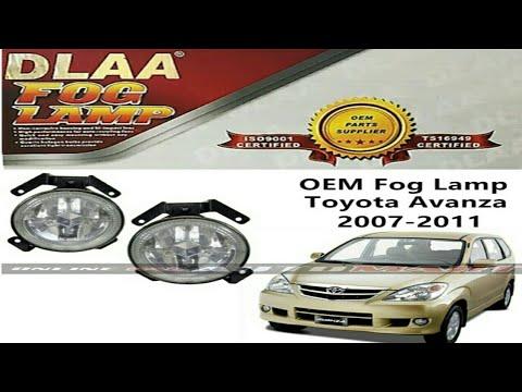 Lumen Fog Lights Installation And Adjustment