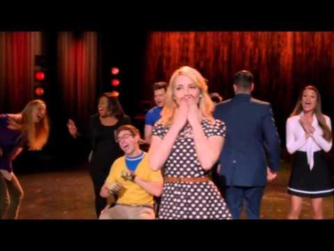 D't Stop Believin' 100 Episode  Glee