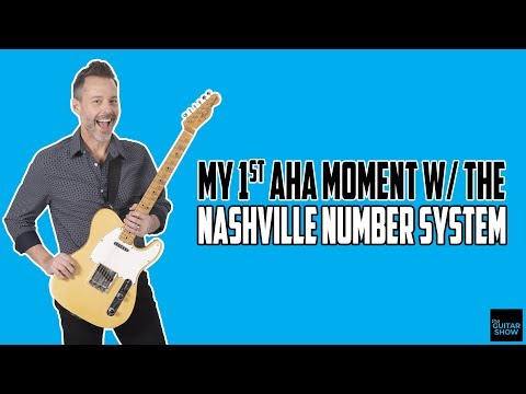 My First Aha Moment with the Nashville Number System