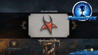 Mortal Kombat X - Where to find Netherrealm Kamidogu