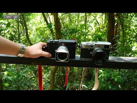 【CamLogic 相机逻辑】LEICA 徕卡 M10 评测