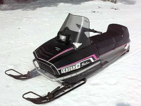 Arctic Cat Panther For Sale
