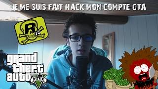 JE ME SUIS FAIT HACK MON COMPTE GTA !!