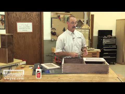 Woodworking Tips: Using Barrel Hinges