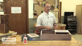Woodworking Tips: Using Barrel Hinges