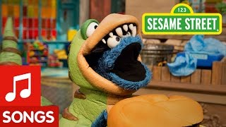 Sesame Street: Walking with a Dinosaur