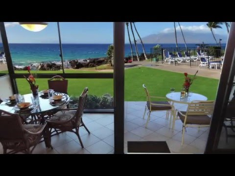 Beautiful Maui Oceanfront  Vacation Rental at the Kihei Surfside Resort