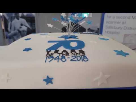 Salisbury District Hospital Celebrate 70 Years Of The NHS!