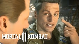 Mortal Kombat 11   Official Nintendo Switch Gameplay Reveal Trailer