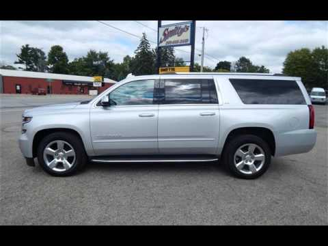 2015 Chevrolet Suburban LTZ 1500 for sale in Angola, IN