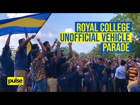 Royal College Unofficial Vehicle Parade 2019