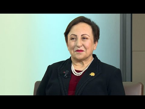 Nobel laureate Shirin Ebadi slams repression in Iran, 'unprecedented' since 1979