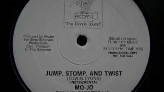 Mo-Jo - Jump,Stomp,And Twist (Instrumental) 1984