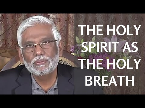 The Holy Spirit As The Holy Breath: Here To Create Miracles