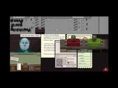 I FORGOT TO BE RACIST// Papers Please Part 2