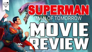 Movie Review | Superman Man of Tomorrow