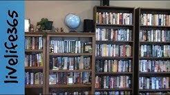 House Tour: Part 1 (Study/Office/Library)