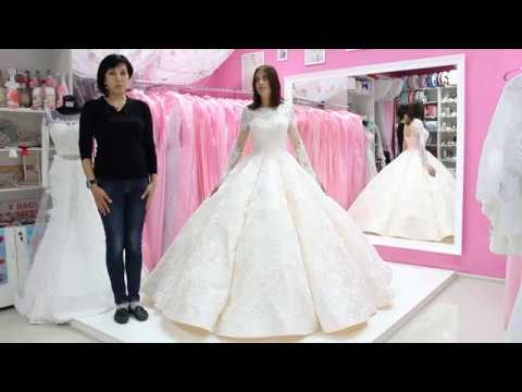 Образ невесты. Часть 6. Примерка свадебных платьев. Say Yes To The Dress.