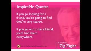 Zig Ziglar Quotes Audio Inspiration (Human voice)