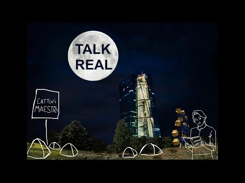 Talk Real [ITA/ENG subs] | E' possibile cambiare l'Europa? | Toni Negri, Ugo Mattei, Sandro Mezzadra