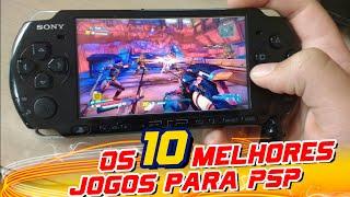 10 MELHORES JOGOS DE PSP DE TODOS OS TEMPOS | 2019