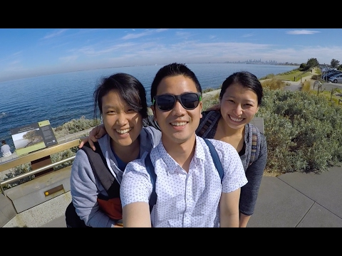 [VLOG] Melbourne Trip 2017 - Australia - (Brother + Sister Adventure!) - GoPro Hero 5