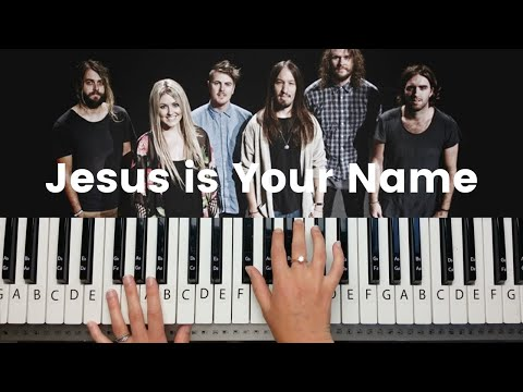 Name Of Jesus Keyboard Chords By Citipointe Live Worship Chords