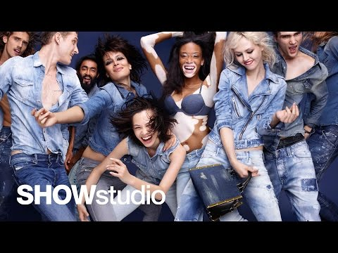 Nick Knight interviews Winnie Harlow about shooting for Diesel: Subjective