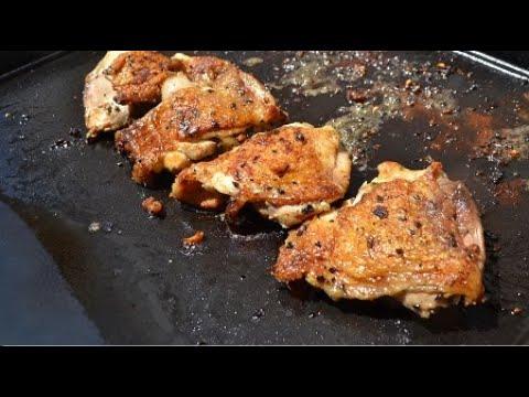 hauts-de-cuisse-de-poulet-à-la-plancha