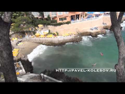 2014 09 08 Hotel BonSol review, Illetas Mallorca Palma обзорная экскурсия