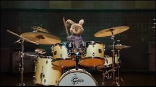 Hop toca la bateria