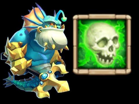 Castle Clash Very Best Hero (Triton)