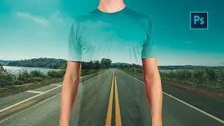 Transparent Clothes Effect | Photoshop Tutorial