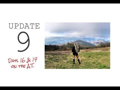 Liz's Appalachian Trail Vlog #9: Days 16 & 17 on the Trail