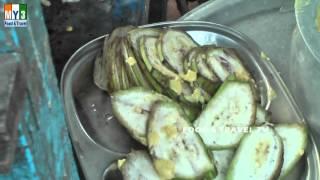 Raw Banana Bajji | Valaikai Bajji  | Aratikaya Bajji |