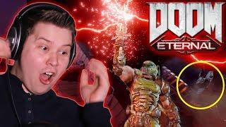 DOOM Eternal Trailer 2 Reaction & Analysis - DOOM Meets Pacific Rim!!