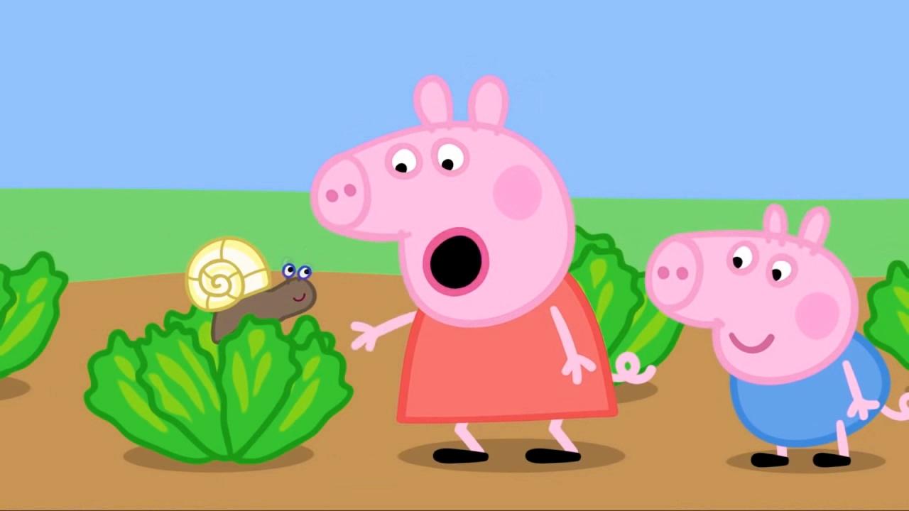 Свинка Пеппа все серии подряд Эпизод #35 Мультики для детей Мультфильм Peppa Pig HD