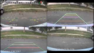Сравнительный обзор видеокамер заднего вида
