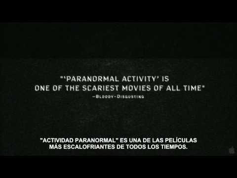 Actividad Paranormal - Trailer Subtitulado [HD 720] películas que cambiaron las reglas de la industria