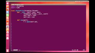 Python Advanced Tutorial 5 - MultiThreading