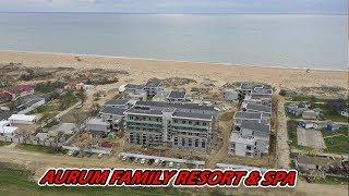 AURUM FAMILY RESORT & SPA - Благовещенская вид с квадрокоптера 24.03.2019