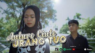 NANDO SATOKO FT NANA CHAN - ANTARO CINTO JO URANG TUO [Official Music Video] | LAGU MINANG TERBARU