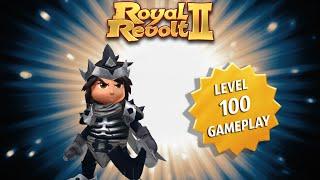 Royal Revolt 2 - Level 100 Gameplay!
