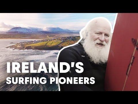 Meet The Pioneers Of Surfing In Ireland | Made in Ireland Part 1